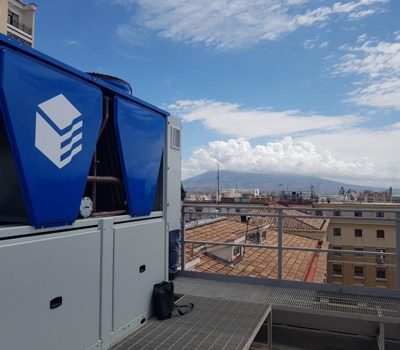 bluebox - banca d'italia filiale di napoli